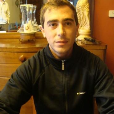 """Federico Díaz : """"Fui a ver qué pasaba y me traje la copa"""""""