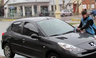 Estacionamiento medido: Buena recepción de parte de los vecinos, en su reciente aplicación
