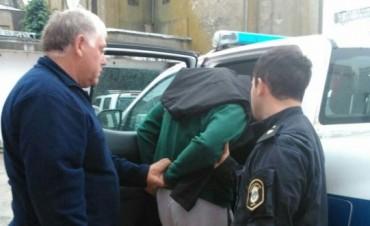 La policía detuvo a una persona imputada en delitos contra el campo