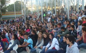 Tecnópolis: Pablo Soria evaluó el viaje con cerca de mil personas