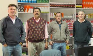 La Cooperativa Agropecuaria trasladó la veterinaria-agronomia a la calle Pellegrini