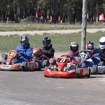 Karting: APPKO prepara la fiesta del fin de semana