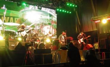 La Noche de Garufa tuvo su lugar en el Bolívar Rock 2014