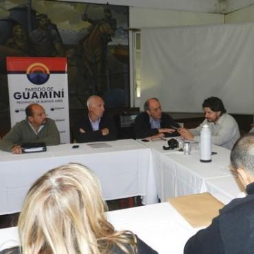 El Lunes se reunió el Comité de Cuencas del Río Salado