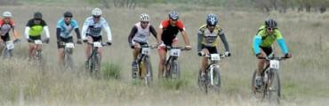 Molino y Barraza los ganadores de la 1ra. edición del Rural Bike de la primavera en Olavarria
