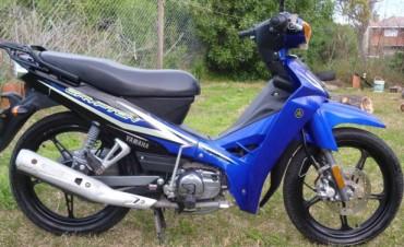 Siguen robando motos