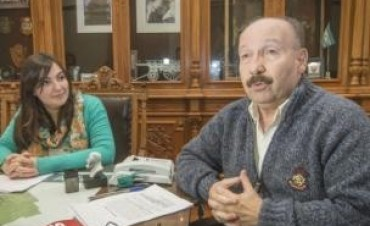 Inza denunció a Duclós por presunto incumplimiento de deberes