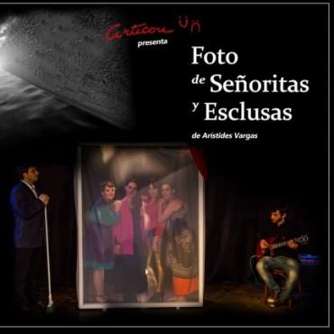 Artecon se dirige a Saladillo con 'Foto de señoritas y esclusas'