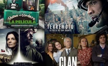 Los 33, la historia de los mineros de Chile llega al Cine Avenida