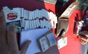 Un suarense que compraba cocaína en Olavarría fue detenido por la Policía Federal