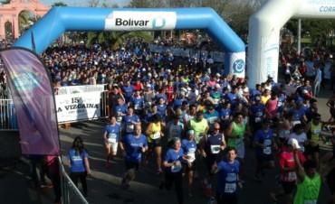 """Se corrió la 17° Maratón """"Dino Hugo Tinelli"""""""