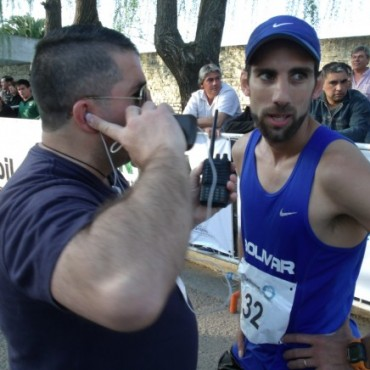 """Maratón Tinelli: """"Con buena difusión tiene que haber 4 mil inscriptos para los 10K"""""""