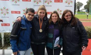 Juegos BA: Aldana Brandan consiguió el primer oro para Bolívar, y Rocio Silverio sumó un bronce