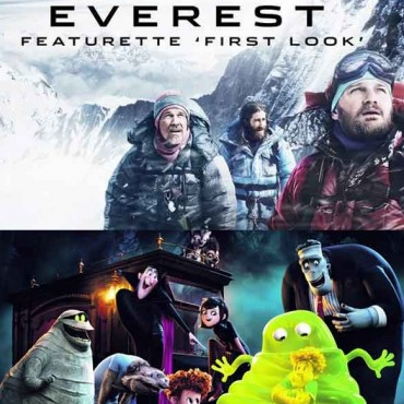 Llega Everest al Cine Avenida