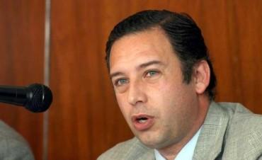 Sobrino asume como Fiscal General del Departamento Judicial de Azul del cual depende Bolívar