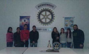 Rotaract tiene sede en Bolívar