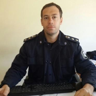 Adrián Wasylyszyn es el nuevo responsable de la Comisaría de la Mujer