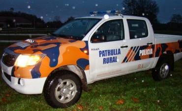Intensa búsqueda de dos cazadores en Pirovano con resultado positivo