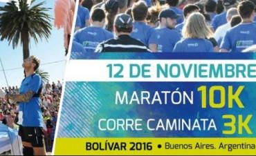 Se encuentra disponible la preinscripción para la Maratón Internacional 'Dino Hugo Tinelli'