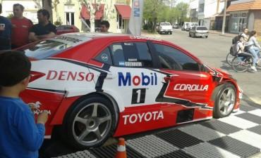 Éxito total de simulador de TC2000 en Bolívar