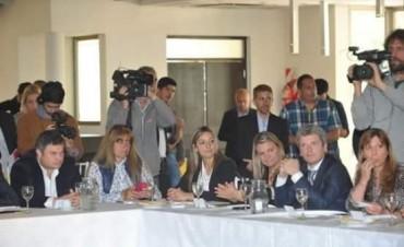 Sandra Santos asumió en la Asamblea Partidaria del PRO y también visitó Saladillo