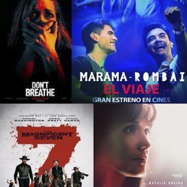 'Márama Rombai, el viaje' en el Cine Avenida