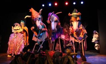 Este fin de semana llega el primer Festival Provincial de Títeres