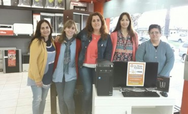 Se realizó el sorteo de 'La Fama Solidaria + FM10 y Vos'