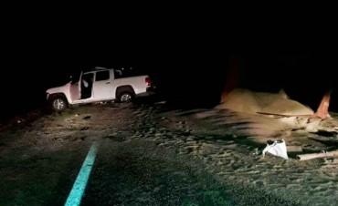 URGENTE: Grave accidente en la Ruta Nacional 226, hay heridos