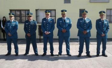 Asumió el nuevo Director de la Unidad, Prefecto Mayor Escalafón General Javier Raúl Caceres