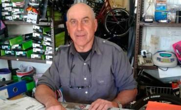 Norberto Santos evaluó como interesante la reunión de ciclistas con el Intendente