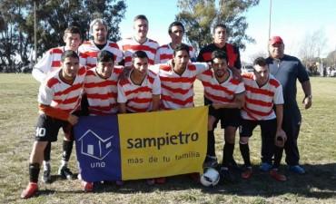 Fútbol Rural Recreativo: Pirovano dio la sorpresa en Marsiglio