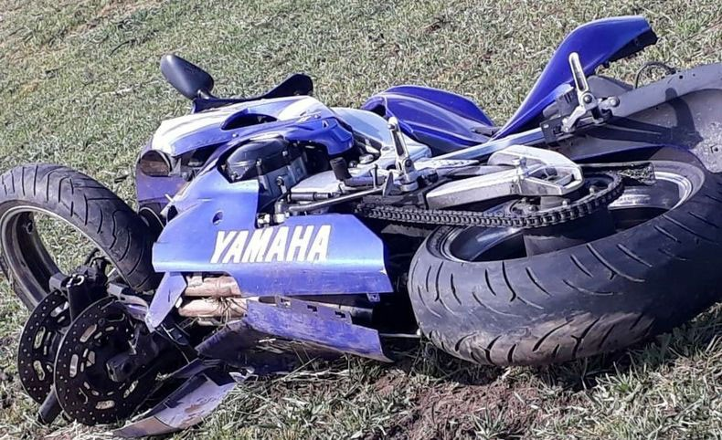 Un olavarriense falleció en un accidente en Chillar