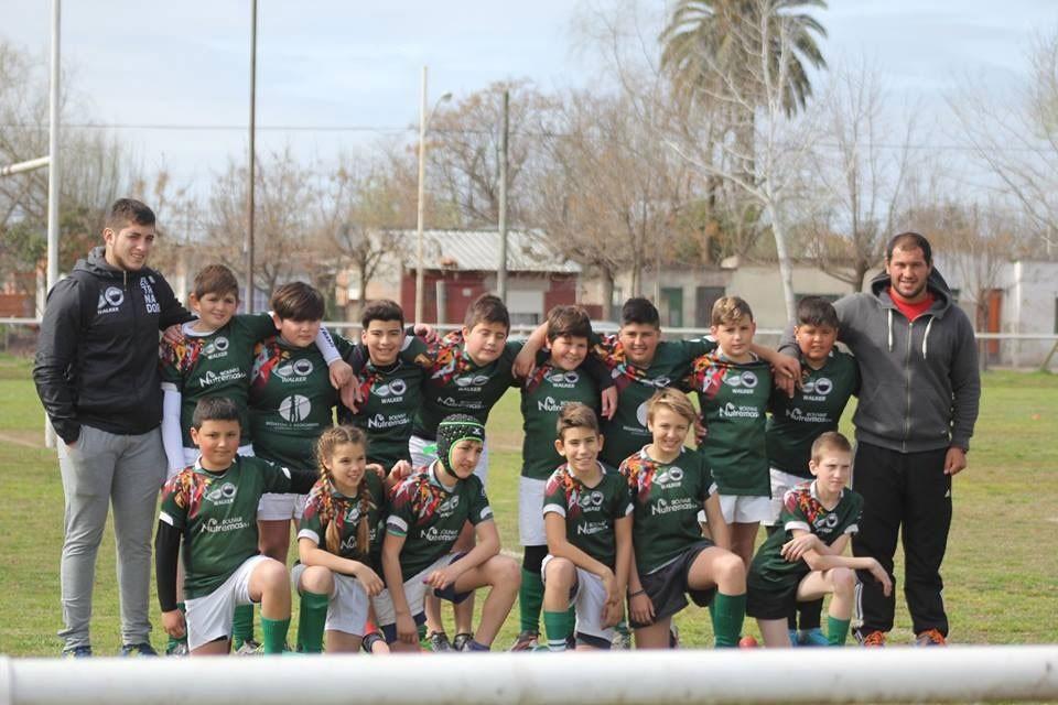 El rugby Indio sigue con grandes jornadas de actividad para todas las categorías