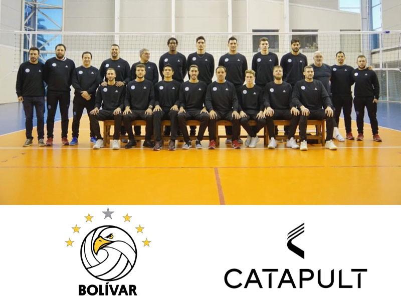 A través de un acuerdo con la empresa Catapult Spots, Bolívar será el primer club de Argentina en aplicar un sistema de manejo de atletas