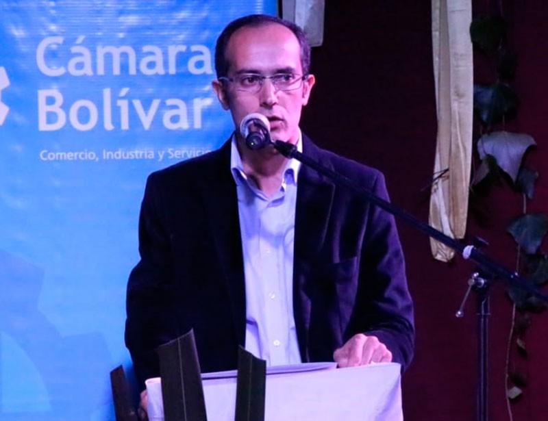 Marcos Pisano dejó un mensaje de unidad en la muestra