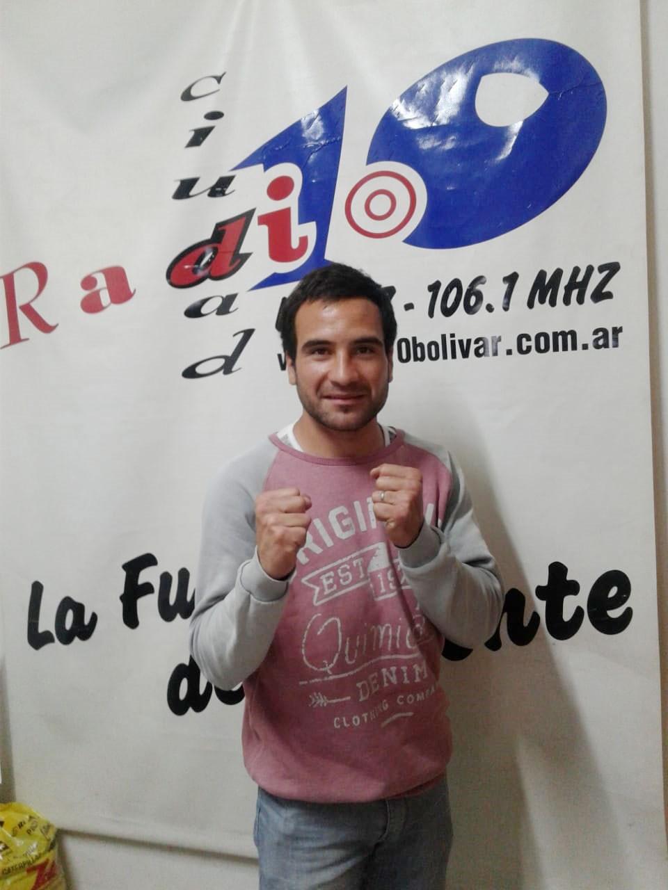 Boxeo: Martín Torraco logro el titulo AMBAPA en Carlos Casares