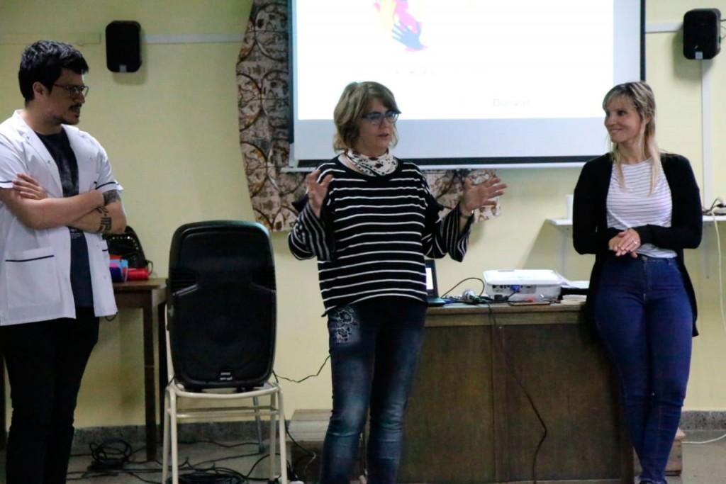 Comenzó el ciclo Encuentro Joven de Géneros y Diversidad