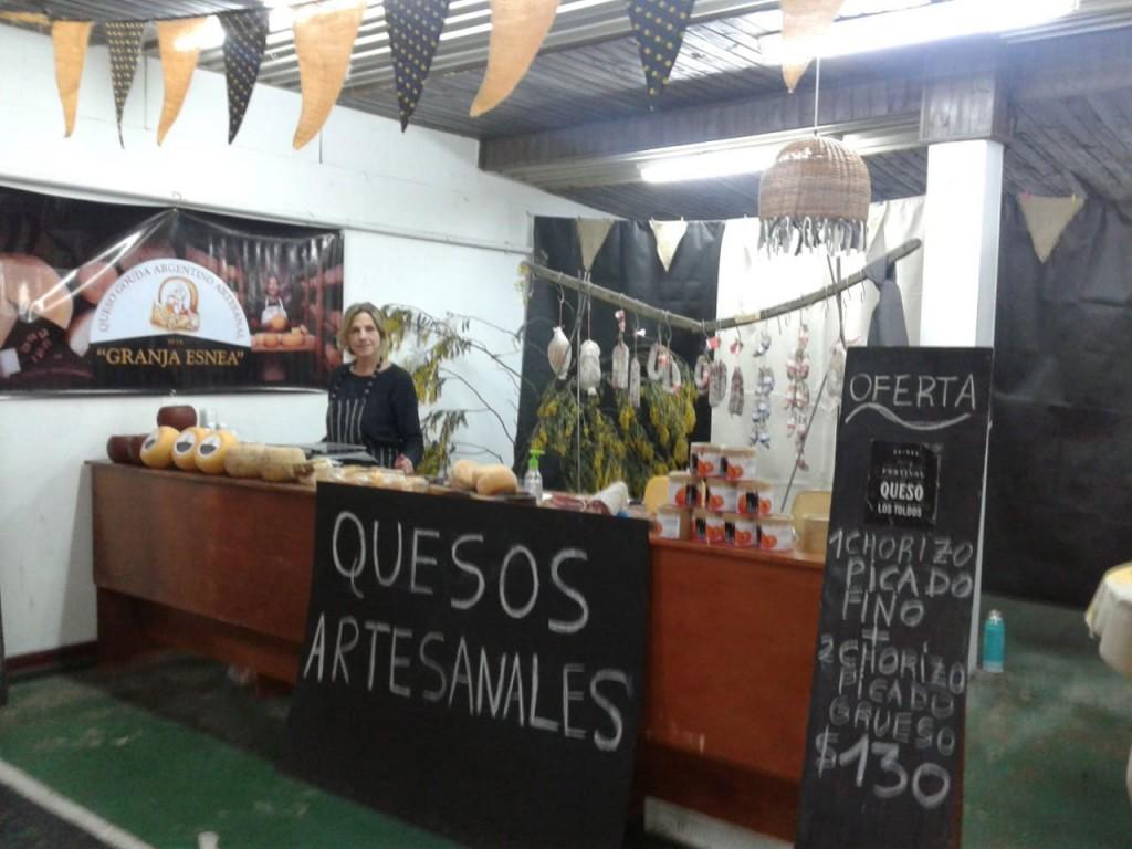 Granja Esnea está en el stand 70 y 71 de la Expo 2018