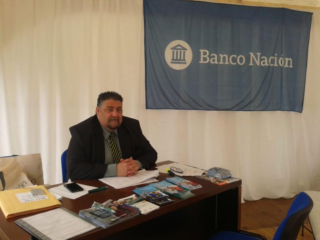 El Banco Nación presente como cada año en la Expo Rural