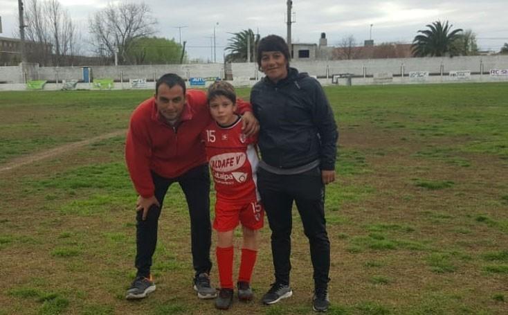 Juan Manuel González Prieto: 'Gracias a Dios tenemos un gran grupo de padres en escuelita e inferiores'