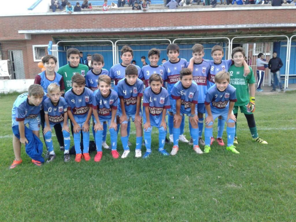 Comenzó el pasado fin de semana el segundo torneo de divisiones inferiores