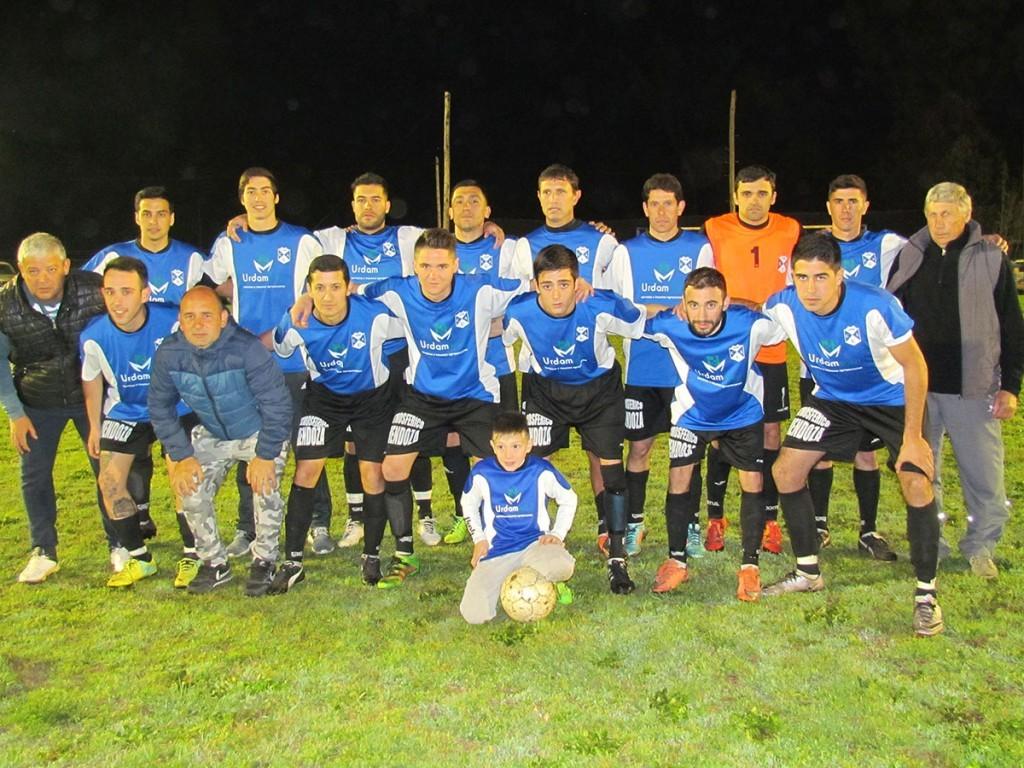 Futbol Rural: 41 goles en 4 partidos para 13º fecha del torneo Miguel Alberto Storino