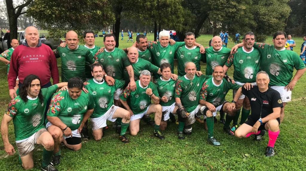 Los Indios se cargaron de actividad en un fin de semana a puro rugby