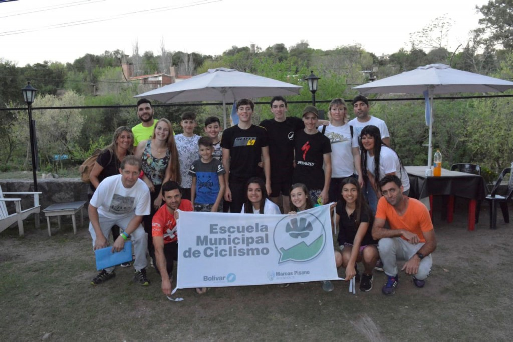 Muy buena actuación de la Escuela Municipal de Ciclismo en Córdoba
