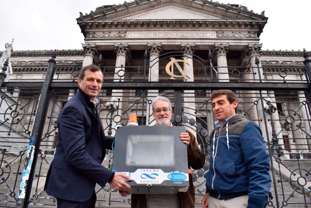 Bucca presenta proyecto de ley para la prevención de intoxicación por monóxido de carbono