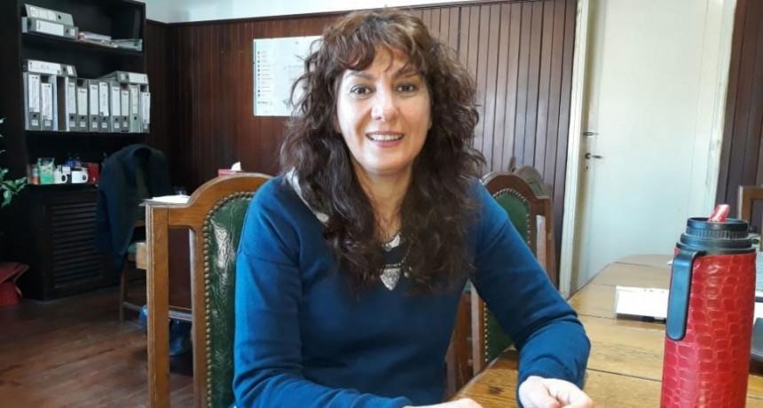 Mary Jofre: 'Es importante poner en contexto con los vecinos la difícil situación que estamos viviendo en salud'