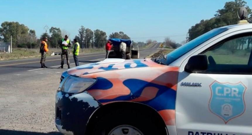 CPR Olavarría: Infracción al código civil e infracciones a la ley de transito