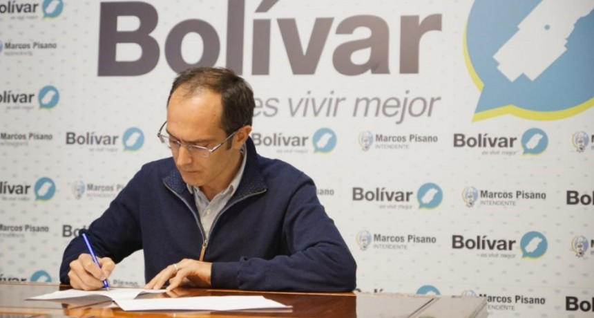 Pisano firmó el decreto para la creación del Consejo Económico y Social