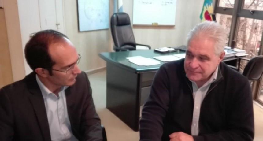 Pisano gestionó la renovación del alquiler de tres generadores para el verano